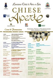 Programma A4 Chiese Aperte ult